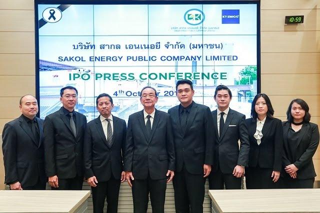 "Sakol Energy Plc (""SKE""), one of Thailand'sleading NGV"